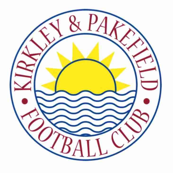 Kirkley & Pakefield Reserves