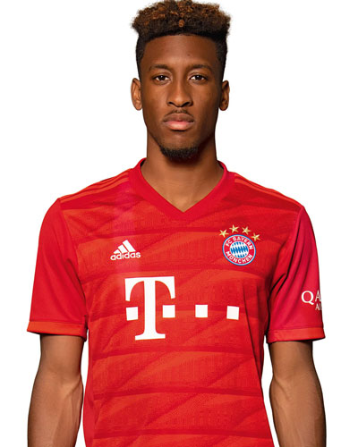 Kingsley Junior Coman